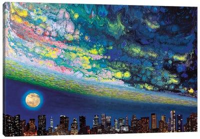 Awaken From The Dream Of Life Canvas Art Print