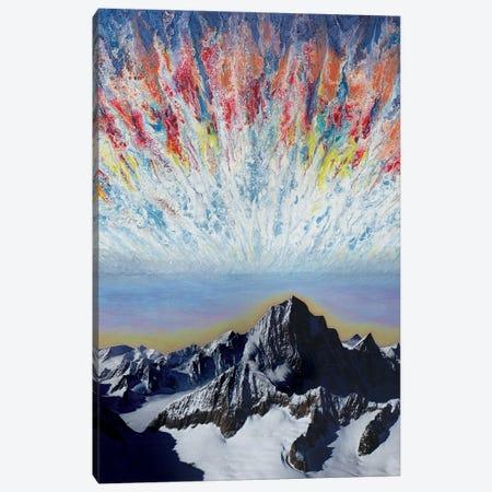 Clairvoyant'S Seizure Canvas Print #SPL14} by Stefano Pallara Canvas Wall Art