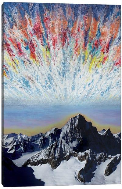 Clairvoyant'S Seizure Canvas Art Print
