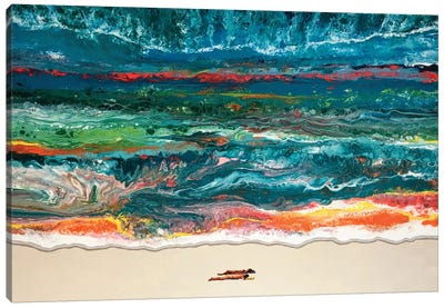 Inner Government Canvas Art Print