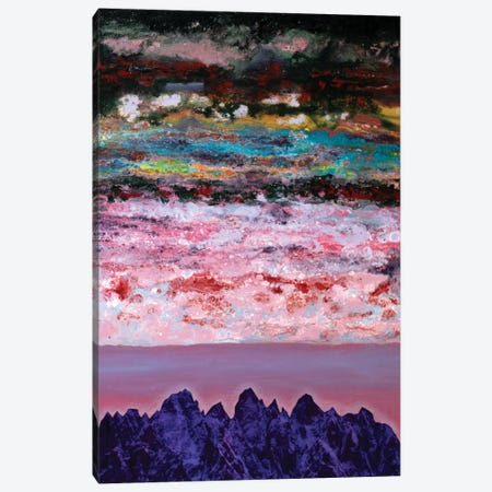 The Thrill And The Hurting Canvas Print #SPL69} by Stefano Pallara Canvas Art