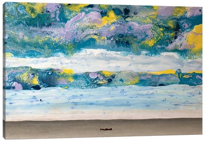Emotional Decluttering Canvas Art Print