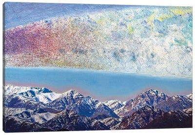 Mystical Highjack Canvas Art Print