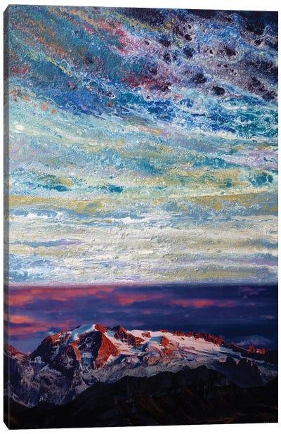Shaman's Doubt II Canvas Art Print