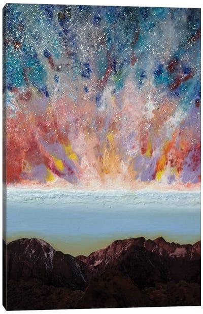 Shaman's Doubt Canvas Art Print