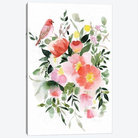 Happy Life III Canvas Print #SPN104} by Stephanie Ryan Canvas Print