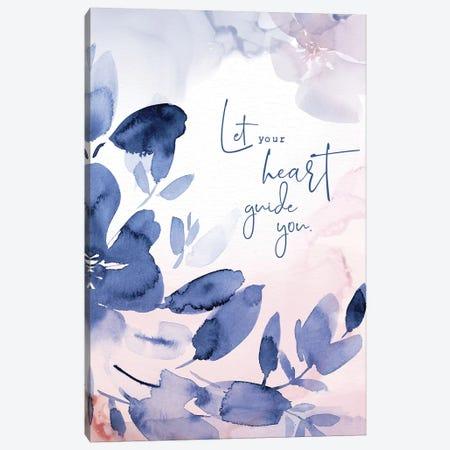 Heart Guide You Canvas Print #SPN105} by Stephanie Ryan Canvas Art Print
