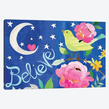 Be Inspired V Canvas Print #SPN13} by Stephanie Ryan Art Print