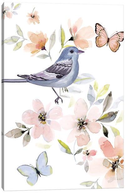Resting Garden Canvas Art Print
