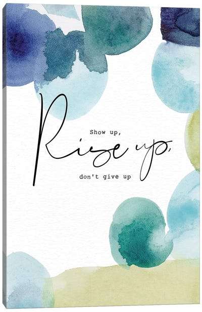 Rise Up Canvas Art Print