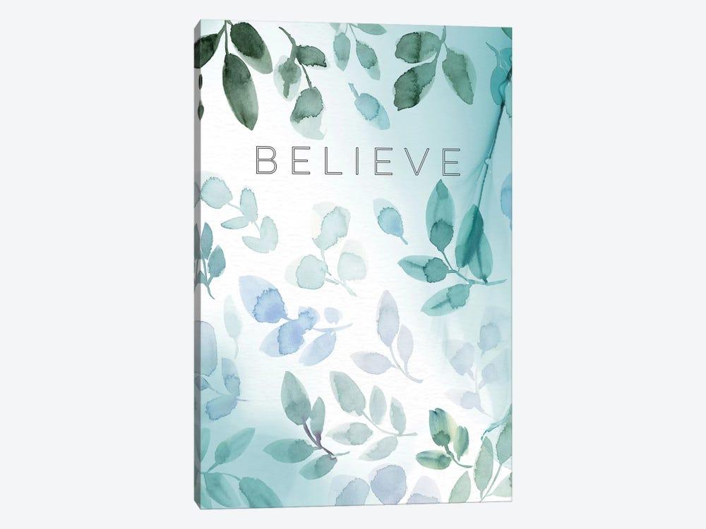 Believe I by Stephanie Ryan 1-piece Canvas Print