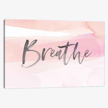 Breathe Canvas Print #SPN39} by Stephanie Ryan Canvas Print
