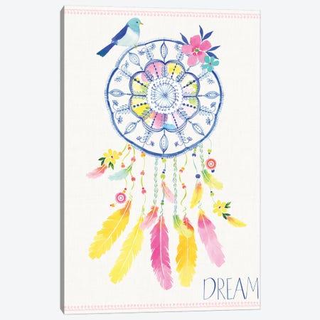 Dream- Dream Catcher Canvas Print #SPN68} by Stephanie Ryan Canvas Art