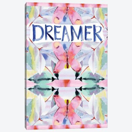Dreamer Canvas Print #SPN70} by Stephanie Ryan Art Print