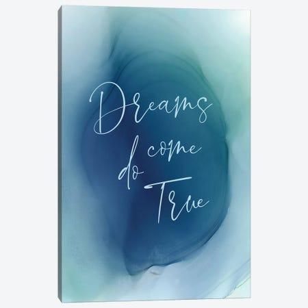 Dreams Do Come True Canvas Print #SPN74} by Stephanie Ryan Canvas Artwork