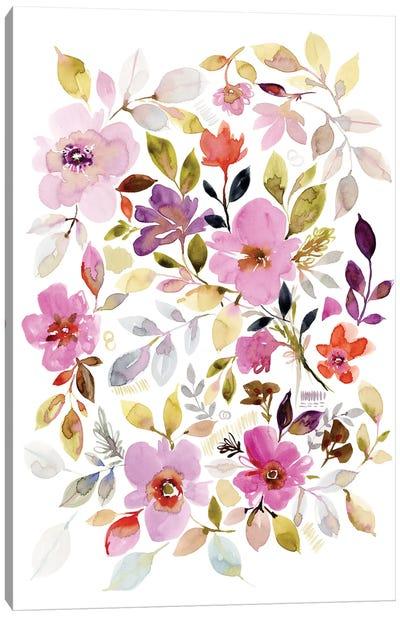 Flora II Canvas Art Print