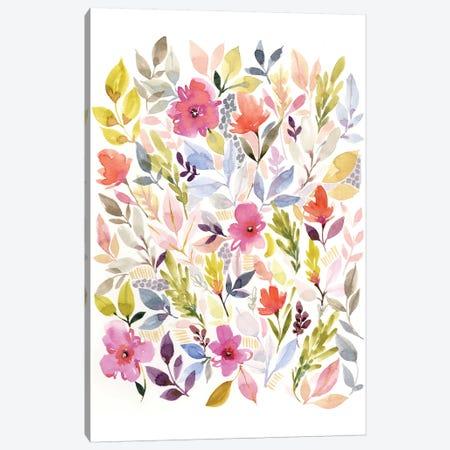 Flora IV Canvas Print #SPN91} by Stephanie Ryan Canvas Print