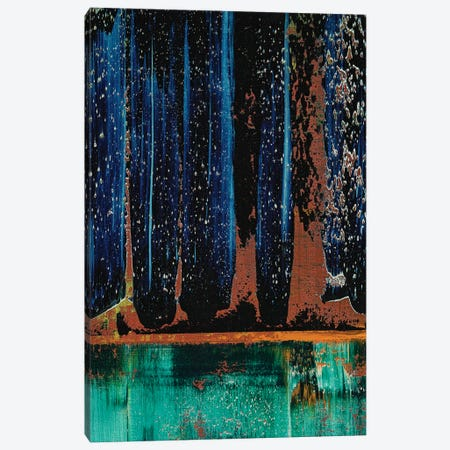 Intergalactic Canvas Print #SPO32} by Spencer Rogers Canvas Art