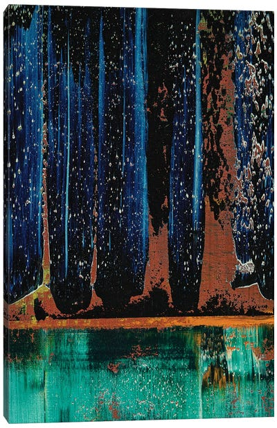 Intergalactic Canvas Art Print