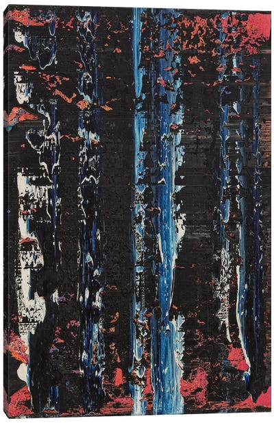 Jimi Canvas Print #SPO34