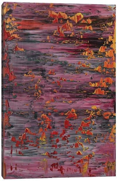 Kung Fu Princess Canvas Art Print
