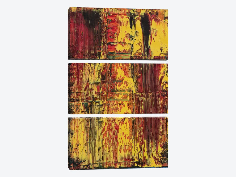 Rasta by Spencer Rogers 3-piece Canvas Artwork