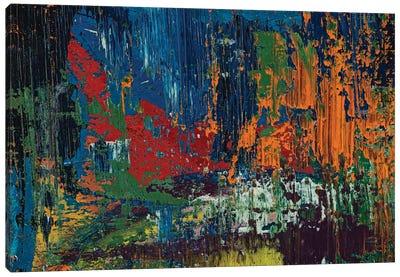 Sabotage Canvas Art Print