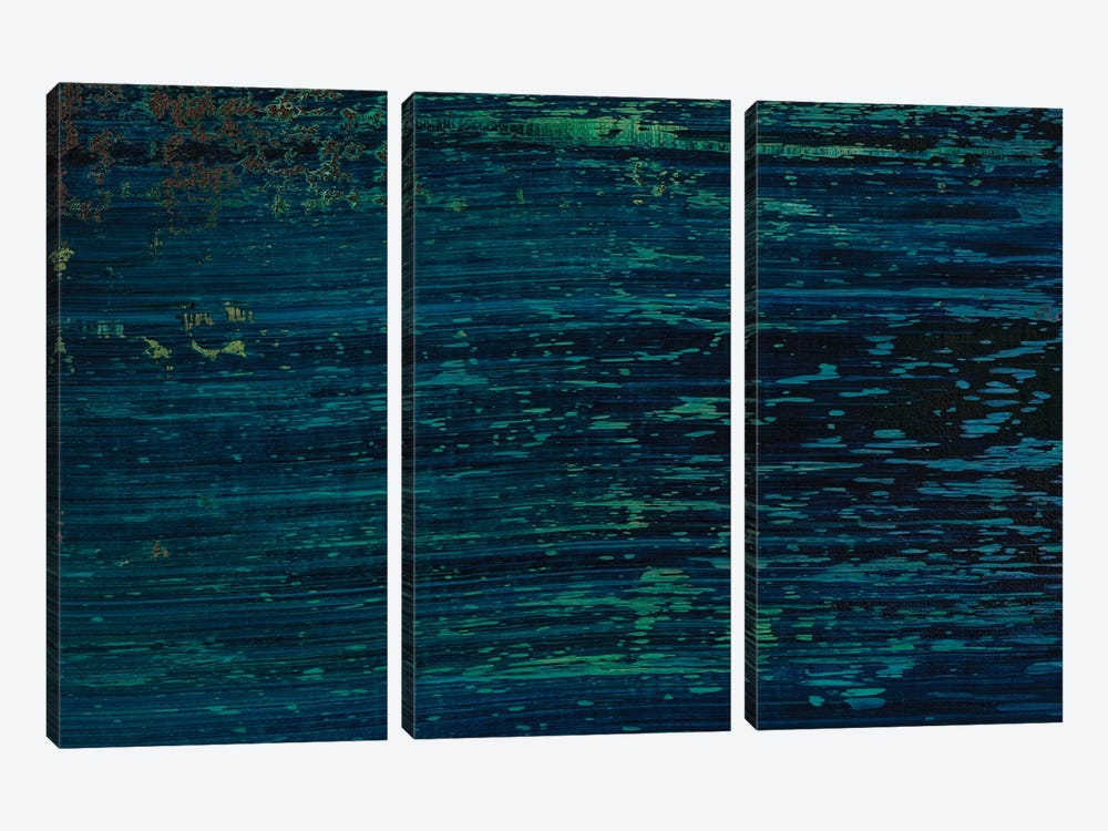 Slowhand by Spencer Rogers 3-piece Canvas Art