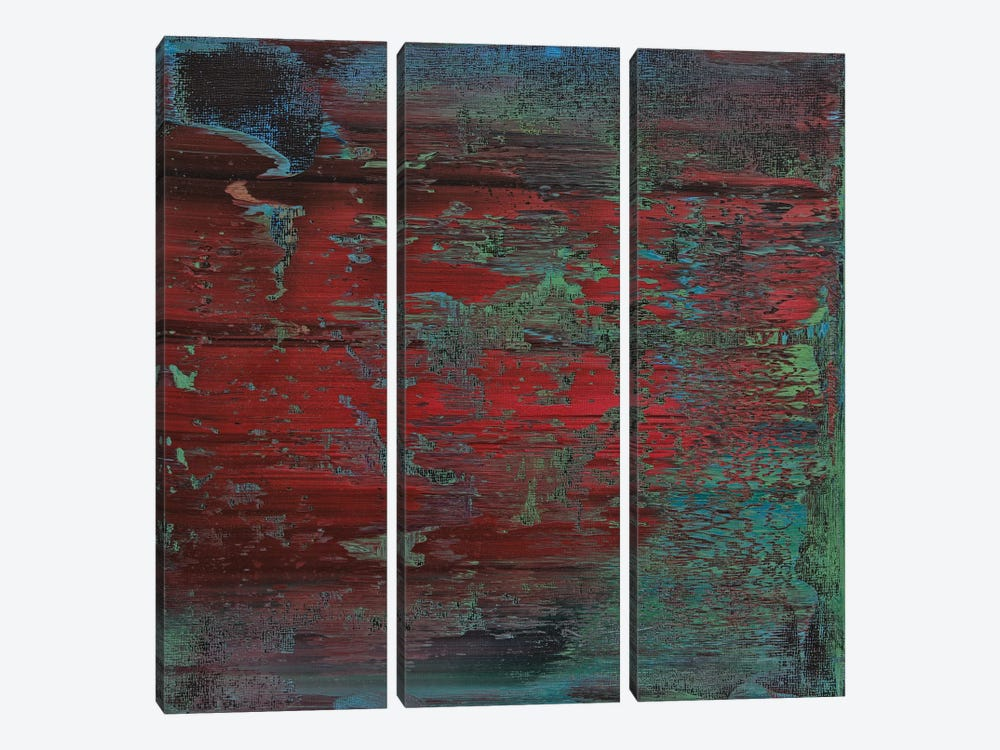 UB 41 by Spencer Rogers 3-piece Canvas Art