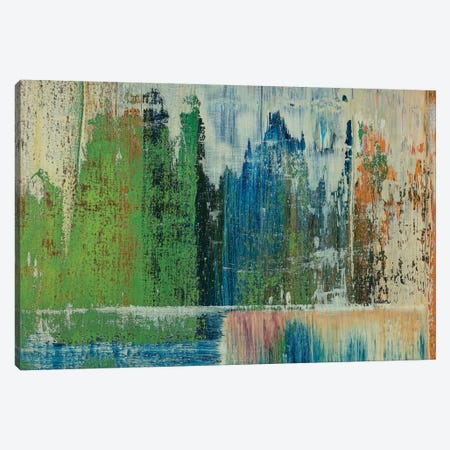 Under Pressure Canvas Print #SPO80} by Spencer Rogers Art Print