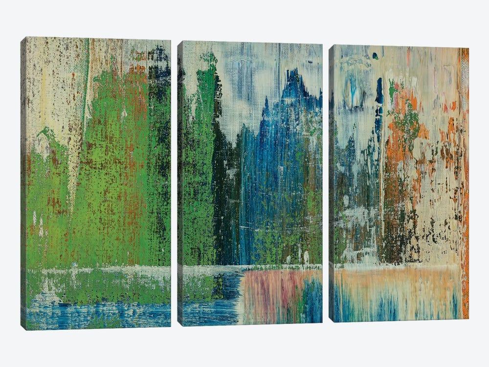 Under Pressure by Spencer Rogers 3-piece Canvas Artwork