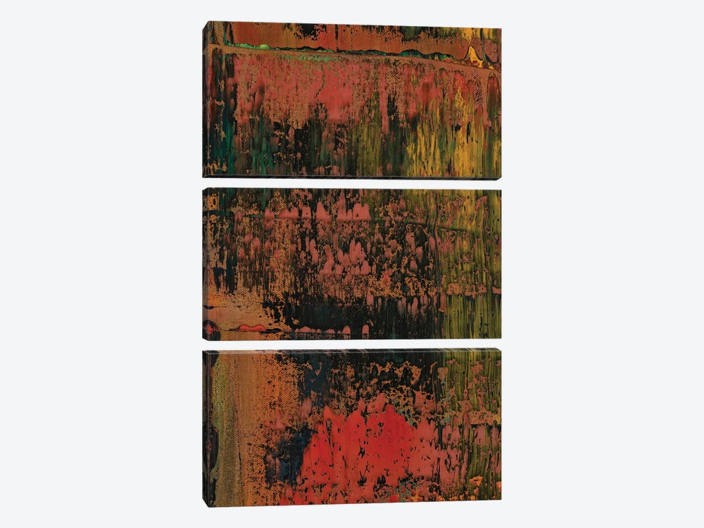 Wild Thing by Spencer Rogers 3-piece Art Print