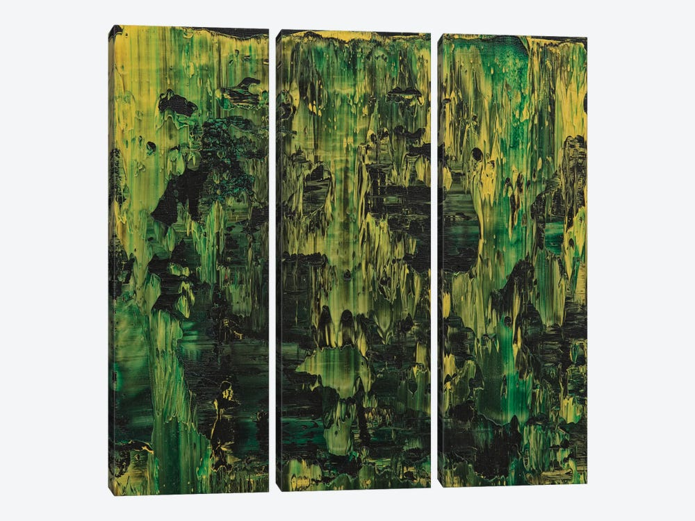 Youngblood by Spencer Rogers 3-piece Canvas Wall Art