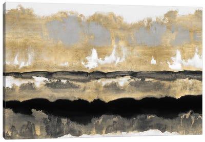 Golden Undertones I Canvas Art Print