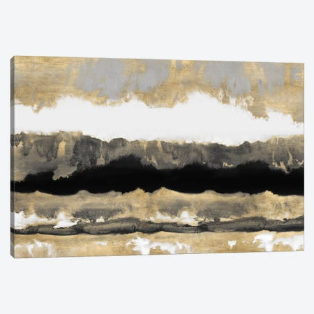 Golden Undertones II Canvas Print #SPR13} by Rachel Springer Canvas Art Print
