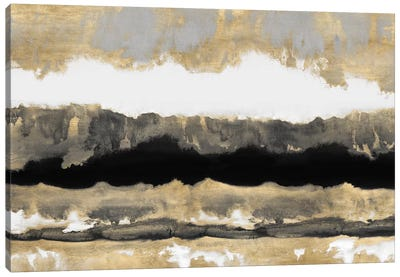 Golden Undertones II Canvas Print #SPR13