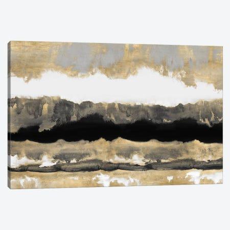 Golden Undertones II Canvas Print #SPR13} by Rachel Springer Canvas Art Print