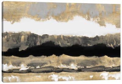 Golden Undertones II Canvas Art Print