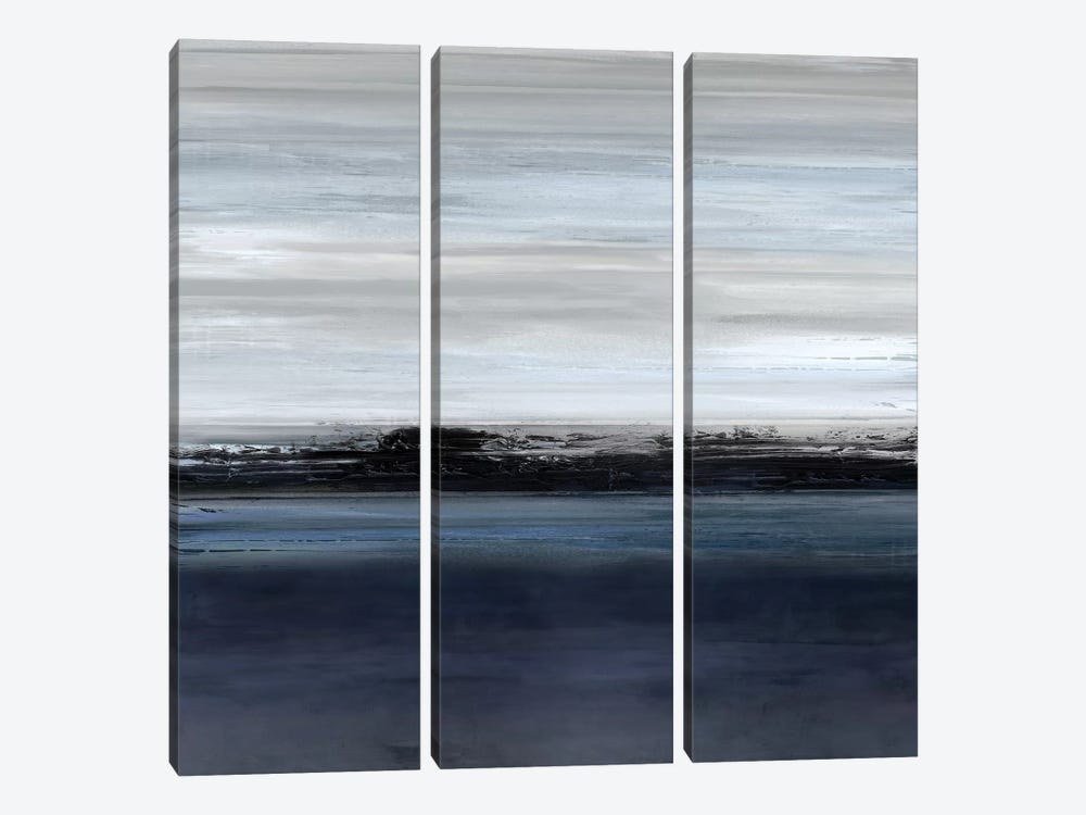 Midnight by Rachel Springer 3-piece Canvas Artwork