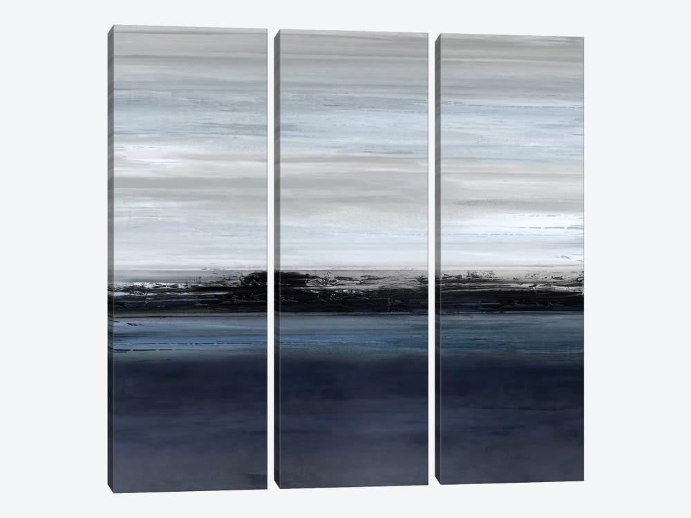 Midnight by Rachel Springer 3-piece Canvas Artwork