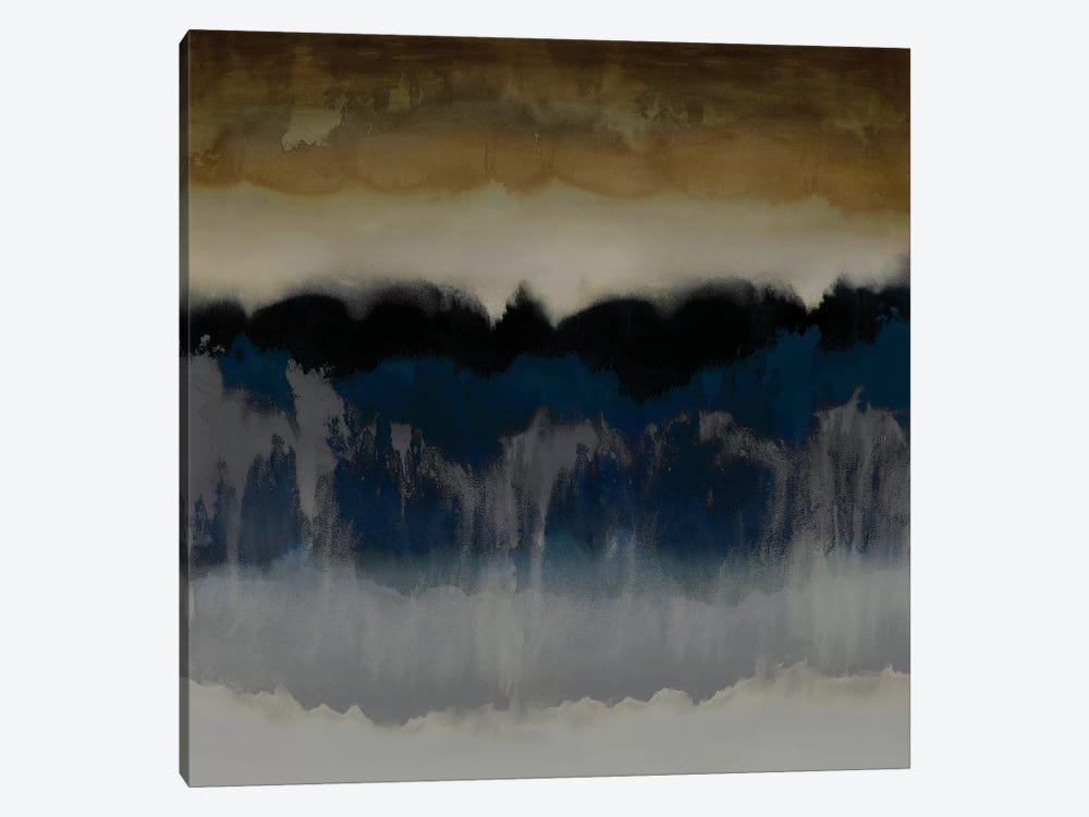 Organic I by Rachel Springer 1-piece Canvas Print