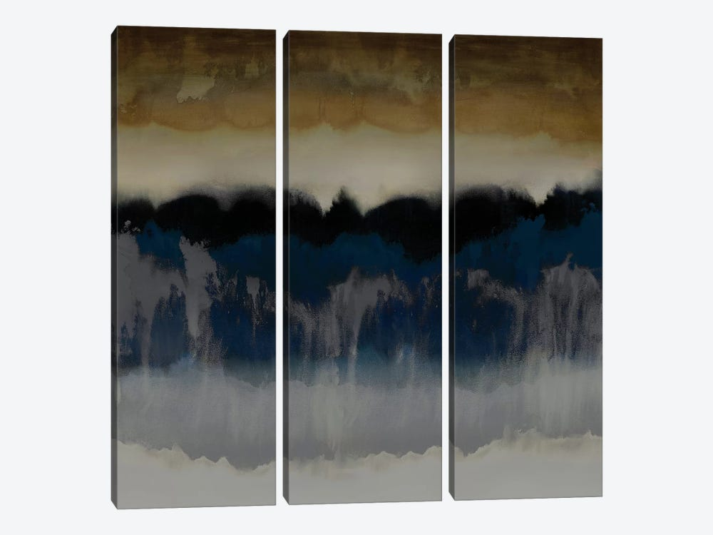 Organic I by Rachel Springer 3-piece Canvas Print