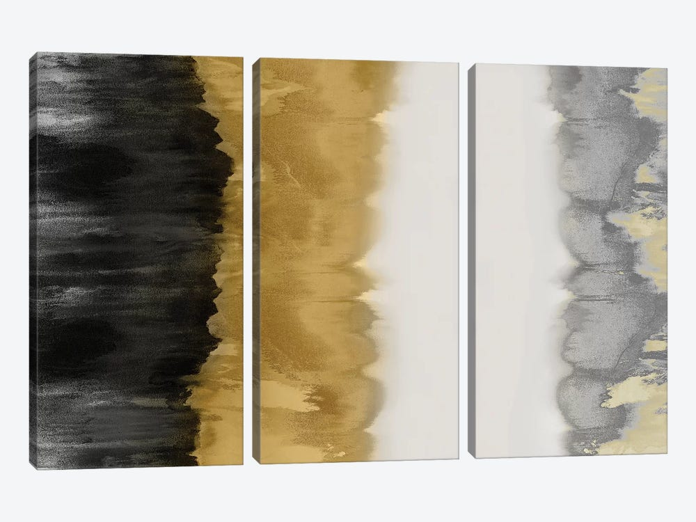 Resonate by Rachel Springer 3-piece Canvas Art Print