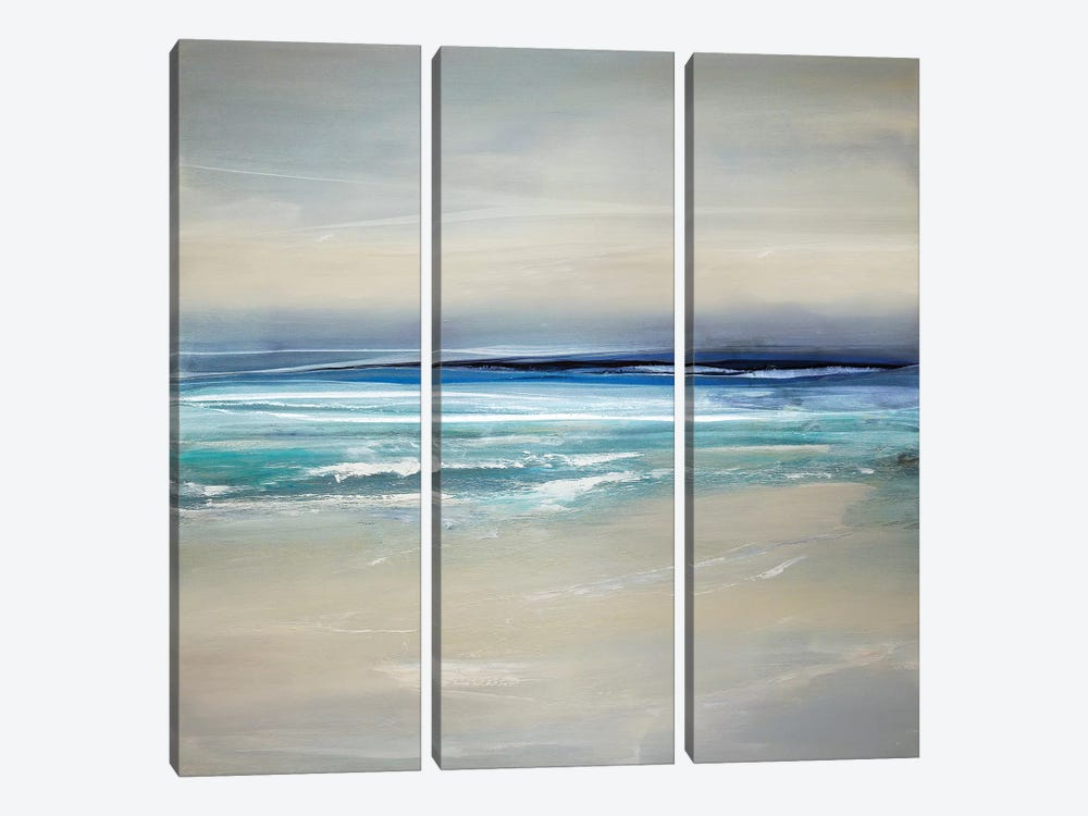Sway I by Rachel Springer 3-piece Canvas Print