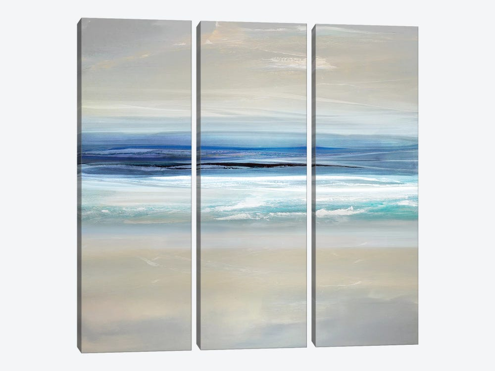 Sway II by Rachel Springer 3-piece Canvas Art