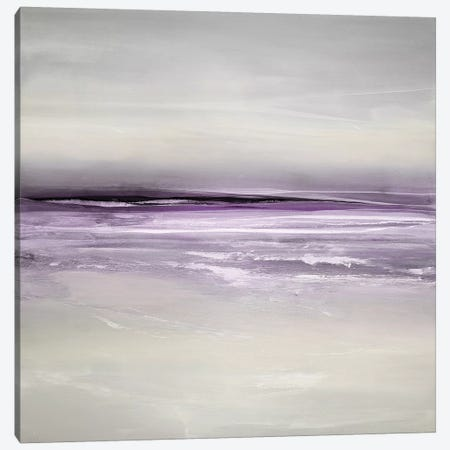 Sway In Amethyst Canvas Print #SPR34} by Rachel Springer Canvas Artwork