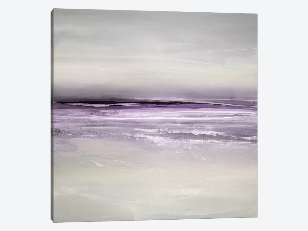 Sway In Amethyst by Rachel Springer 1-piece Canvas Art Print