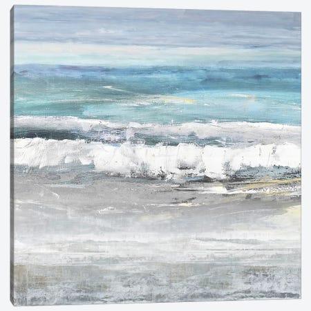 Tides I Canvas Print #SPR35} by Rachel Springer Canvas Artwork