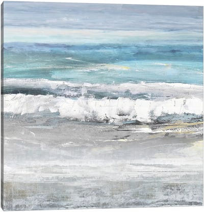 Tides I Canvas Art Print