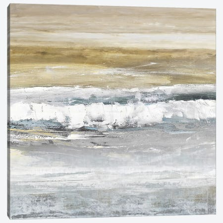 Tides II Canvas Print #SPR36} by Rachel Springer Canvas Art